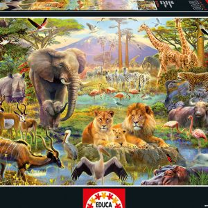 africa-watering-holde-1500-pc-jigsaw-puzzle