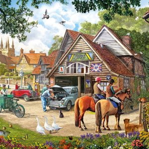 afternoon-amble-1000-pc-jigsaw-puzzle