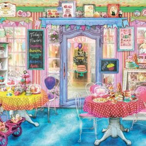 Cake Shop 1500 Piece Educa Puzzle