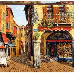 colours-of-italy-salumeria 1500 PC Jigsaw Puzzle