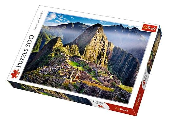 Machu Picchu 500 Piece Jigsaw Puzzle - Trefl