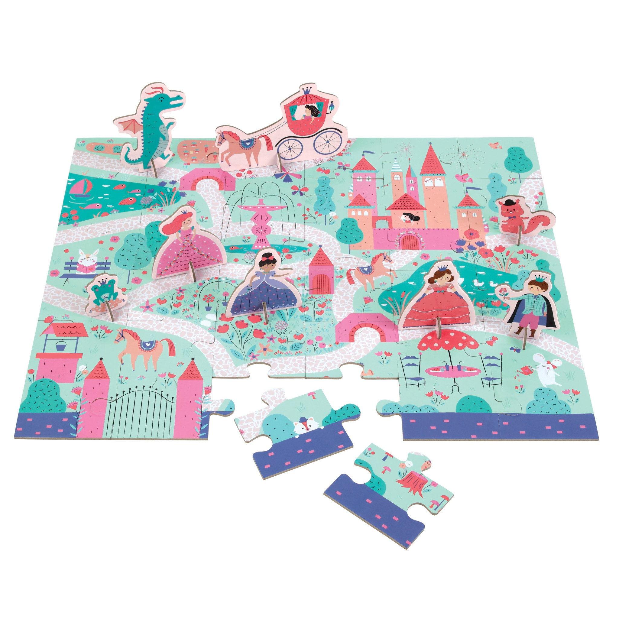 Puzzel Spiel