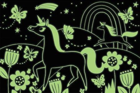 unicorn-glow-in-the-dark-100-pc-jigsaw-puzzle