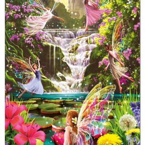 Waterfall Farries 500 Piece Educa Puzzle