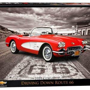 1959-corvette-1000-pc-jigsaw-puzzle