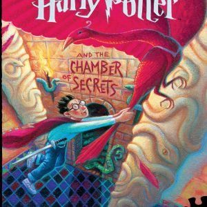 Harry Potter & the Chamber of Secrets 1000 PC Jigsaw Puzzle