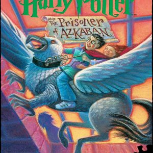 Harry Potter & the Prisoner of Azkaban 1000 PC Jigsaw Puzzle