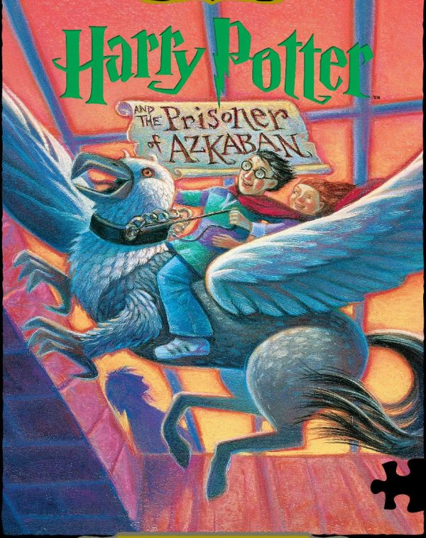 Harry Potter & the Prisoner of Azkaban 1000 PC Jigsaw Puzzle