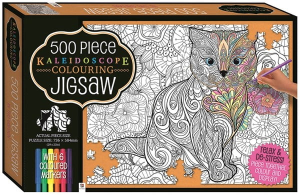jigsaw Puzzle In the Garden 500