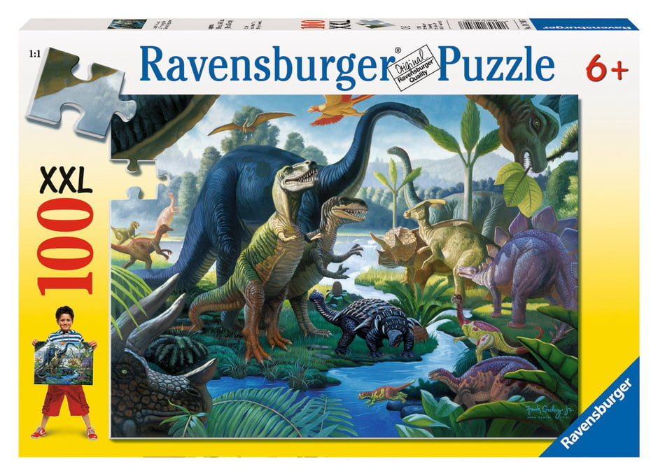 Land of the Giants Puzzle