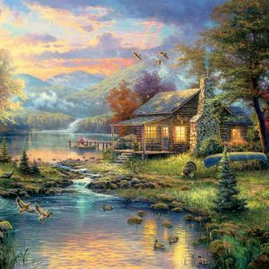 Nature's Paradise 750 PC Jigsaw Puzzle