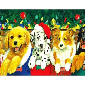 stocking-puppies-1000-pc-jigsaw-puzzle