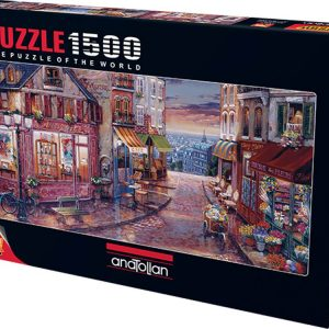 Twilight View 1500 PC Jigsaw Puzzle