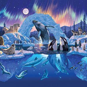Arctic Harmony 4000 PC Jigsaw Puzzle