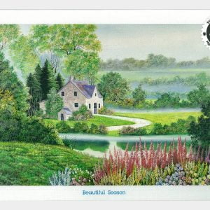 Beautiful Season 1500 PC Jigsaw Puzzle