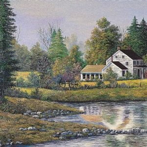 Comforts of Home 2000 PC Jigsaw Puzzle