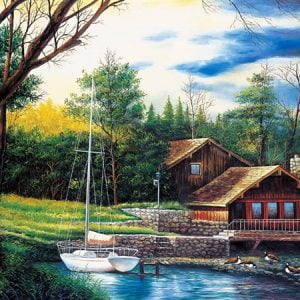 Country Memory 1500 PC Jigsaw Puzzle