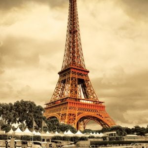 Eiffel Tower 1000 PC Jigsaw Puzzle