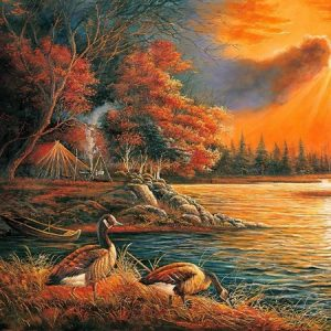 Evening Glow 4000 PC Tomax Jigsaw Puzzle
