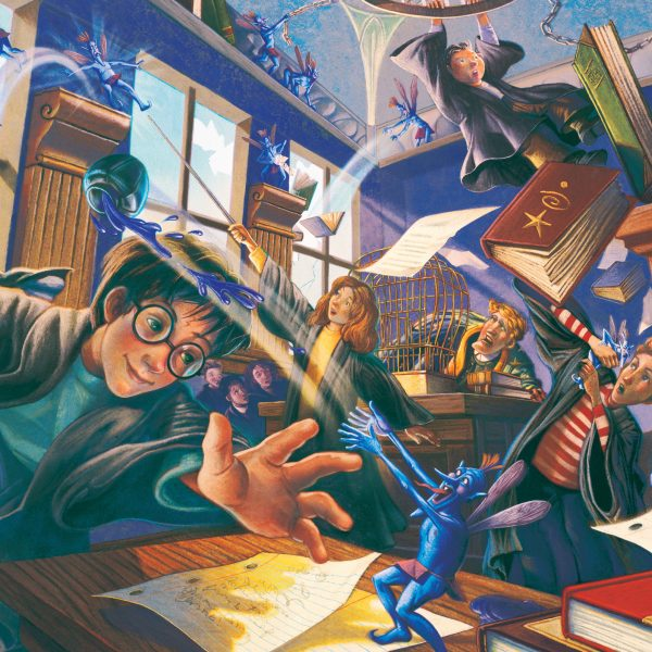 Harry Potter – Pixie Mayhem 100 Piece mini Puzzle