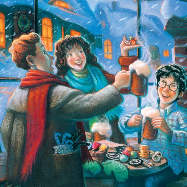 Harry Potter – Three Broomsticks 100 Piece Mini Puzzle