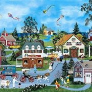 Life of Riley 1500 PC Jigsaw Puzzle