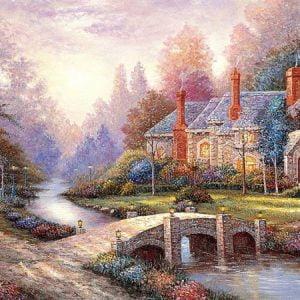 Peaceful Autumn 4000 PC Jigsaw Puzzle