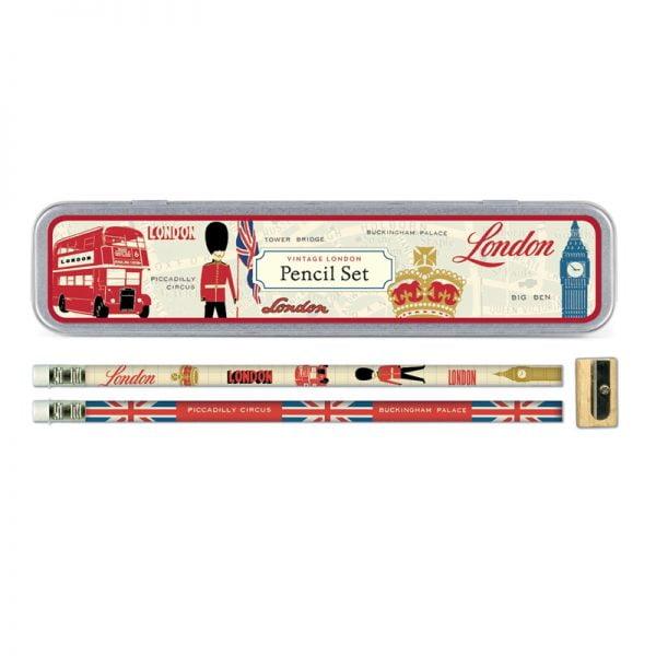 pencil-set-vintage-london