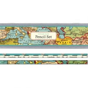 pencil-set-vintage-maps
