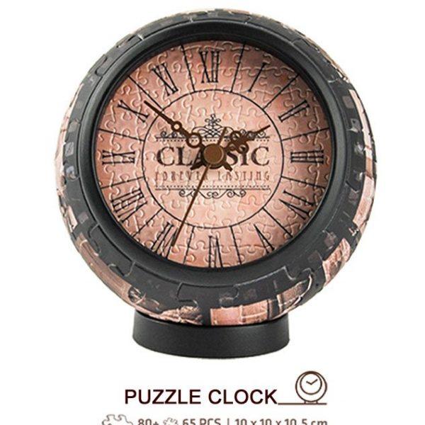Puzzle Clock Forever Lasting 145 Pc