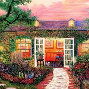 Sweet Home 1500 PC Jigsaw Puzzle
