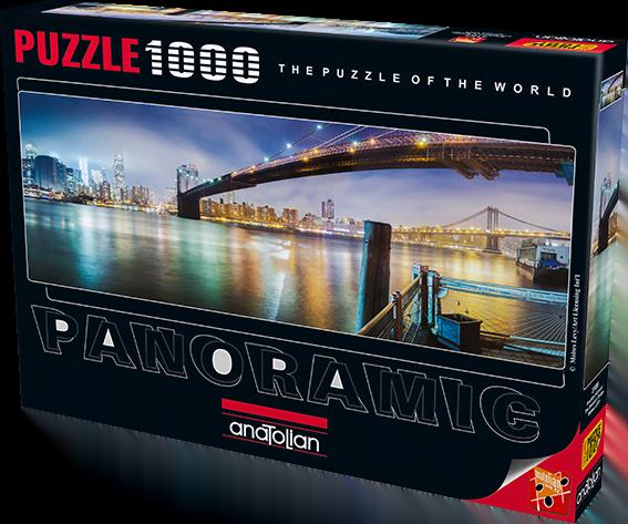 The Brooklyn Bridge 1000 PC Jigsaw Puzzle