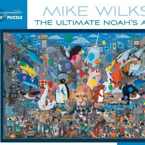 Mike Wilks - The Ultimate Noah's Ark 1000 Piece Puzzle