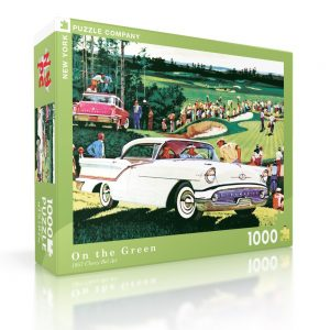 on the Green 1000 PC Jigsaw Puzzle