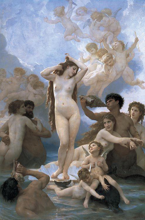 Birth of Venus 1500 Piece Tomax Jigsaw Puzzle