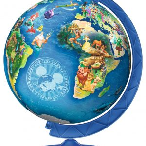 Disney Globe 3D 180 PC Puzzle Ball