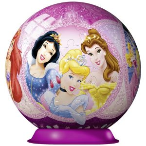 Disney Princess 3D PuzzleBall 108PC