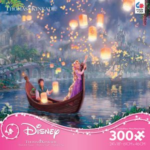 Disney Tangle 300 PC Jigsaw Puzzle