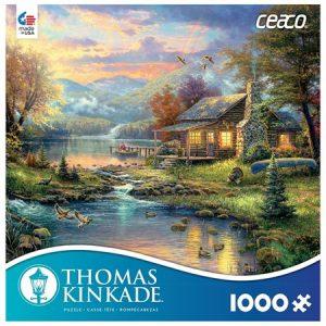 Nature's paradise 1000 PC Jigsaw Puzzle