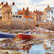 Robin Hood's Bay 1000 PC Jigsaw Puzzle