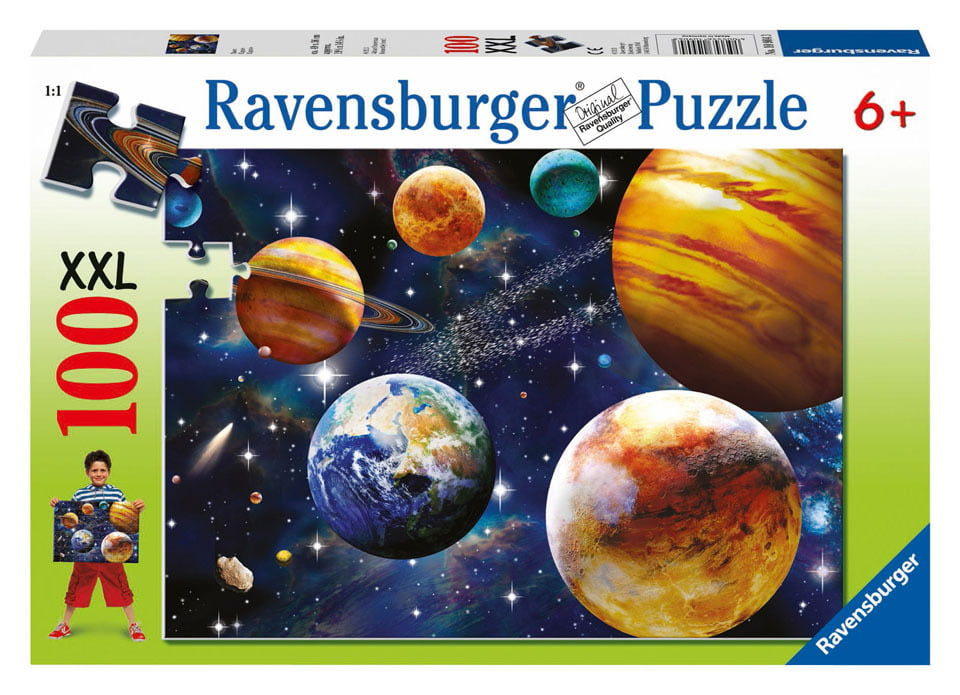 Space 100 PC Jigsaw Puzzle