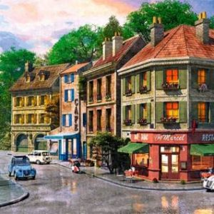 Street of Paris 6000 PC Jigsaw Puzzle
