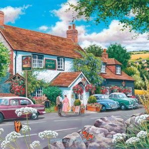Travellers Rest Big 500 PC Jigsaw Puzzle