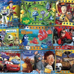 Disney Pixar Montage 1000 Piece Jigsaw Puzzle