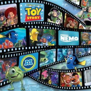 Disney Pixar Movie Reel 1000 Piece Disney Jigsaw Puzzle