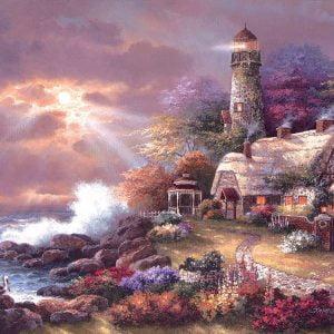 Heavens Light 1500 Piece Sunsout Jigsaw Puzzle