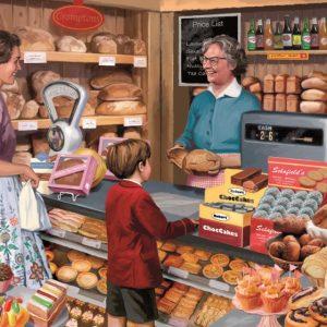 Mrs Crompton's Bakery 1000 Piece Jigsaw Puzzle