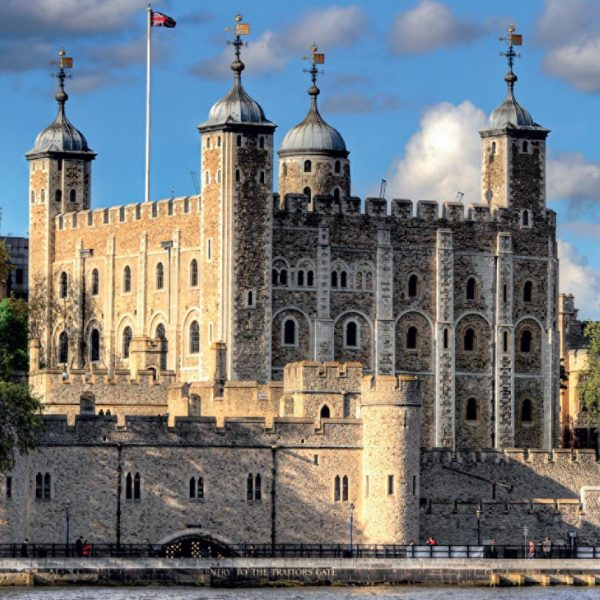 Tower of London 500 Piece Jigsaw Puzzle