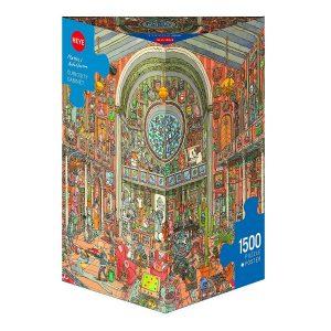 Adolfsson Curiosity Cabinet 1500 PC Jigsaw Puzzle