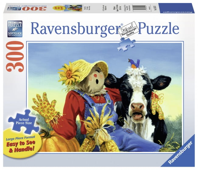 Large Format Jigsaw Puzzle
